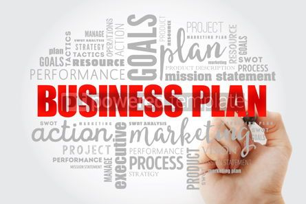 Business: Business plan word cloud collage #13008