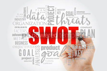 Business: SWOT analysis or SWOT matrix acronym #13023