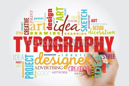 Business: TYPOGRAPHY word cloud collage #13061