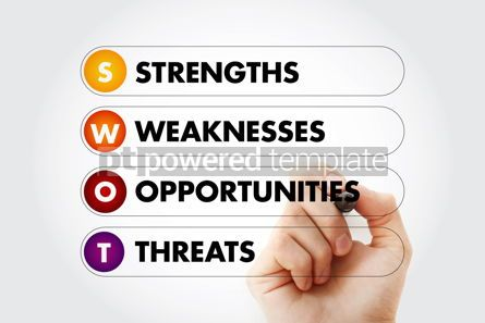 Business: SWOT analysis business strategy management #13078