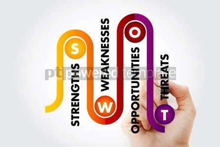 Business: SWOT analysis business strategy management #13079