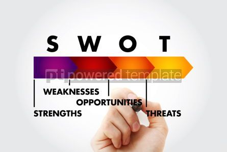 Business: SWOT analysis business strategy management #13080