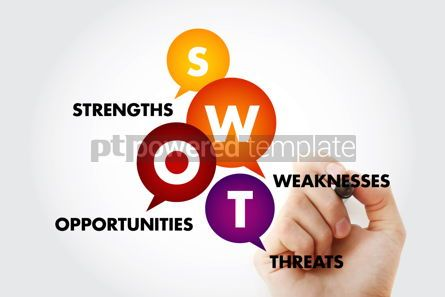 Business: SWOT analysis business strategy management #13081