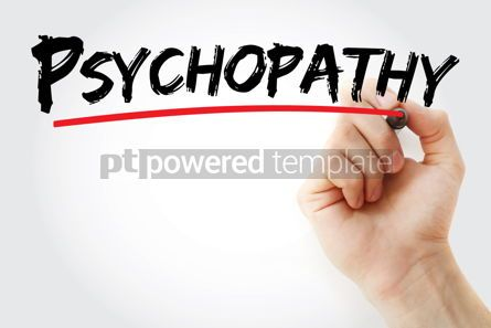 Business: Psychopathy text with marker #13133