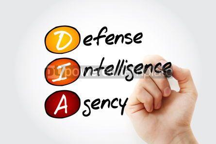Business: DIA - Defense Intelligence Agency acronym #13200