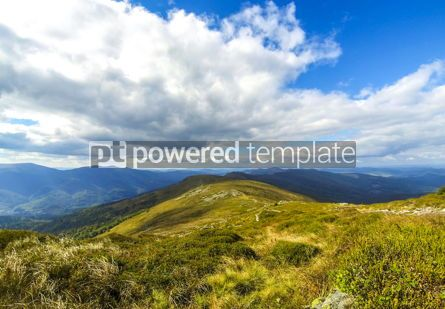 Nature: Picturesque Carpathian mountains landscape #13213