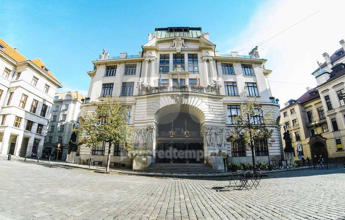Prague City Hall Czech Magistrat HMP Czech Republic, 13220, Architecture  — PoweredTemplate.com