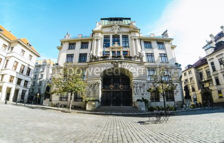 Architecture : Prague City Hall Czech Magistrat HMP Czech Republic #13220