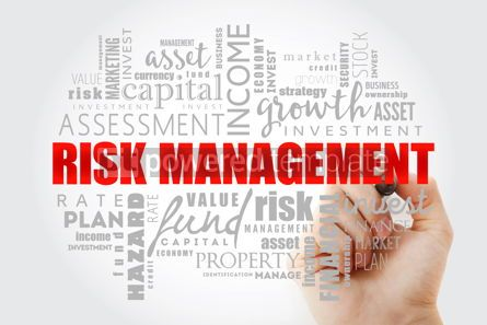 Business: Risk Management word cloud collage #13282