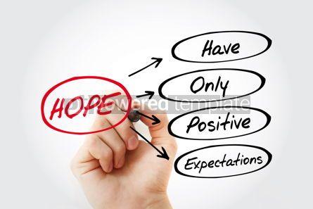 Business: HOPE - Hanging Onto Positive Expectations #13301