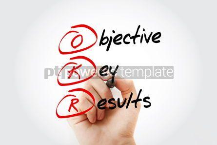 Business: OKR - Objective Key Results acronym #13344