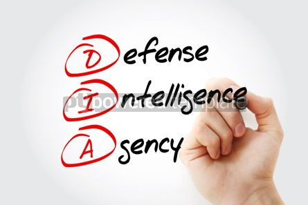 Business: DIA - Defense Intelligence Agency acronym #13353