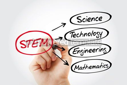 Business: STEM - Science Technology Engineering Mathematics acronym ed #13435