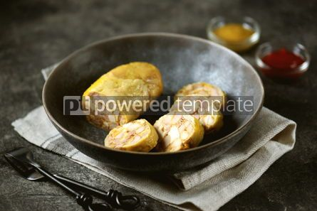 Food & Drink: Homemade Chicken Sausage Delicious and healthy homemade food #14235
