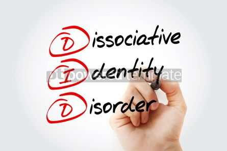 Business: DID - Dissociative Identity Disorder acronym #14616