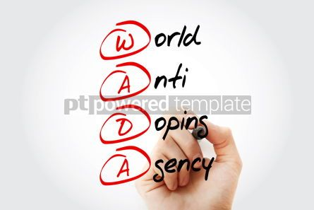 Business: WADA - World Anti Doping Agency acronym #15055