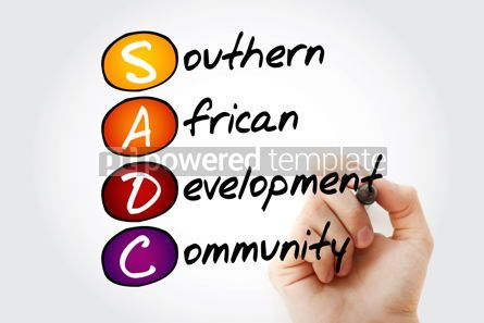 Business: SADC - Southern African Development Community #15057
