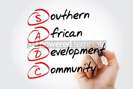 Business: SADC - Southern African Development Community #15058