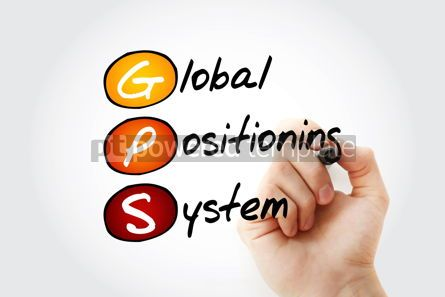 Business: GPS - Global Positioning System acronym #15060