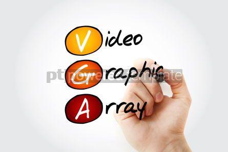 Business: VGA - Video Graphic Array acronym #15070