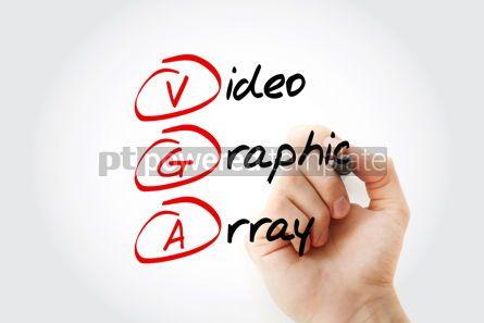 Business: VGA - Video Graphic Array acronym #15071