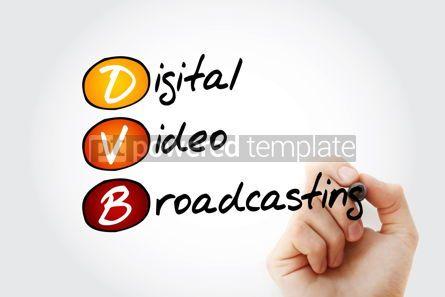 Business: DVB - Digital Video Broadcasting acronym #15072