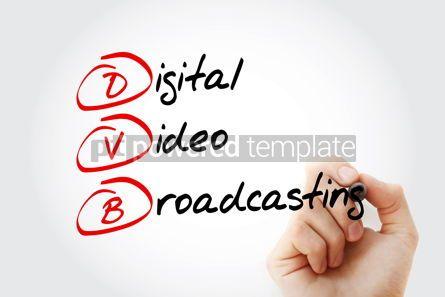 Business: DVB - Digital Video Broadcasting acronym #15073