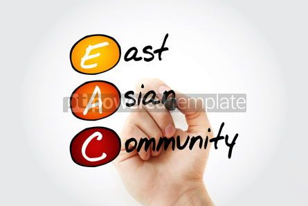 Business: EAC - East Asian Community acronym #15076