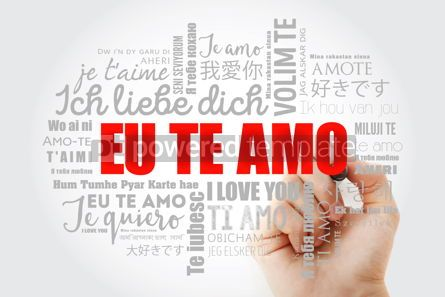 Education: Eu Te Amo I Love You in Portuguese #15084