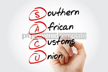 Business: SACU - Southern African Customs Union acronym #15093