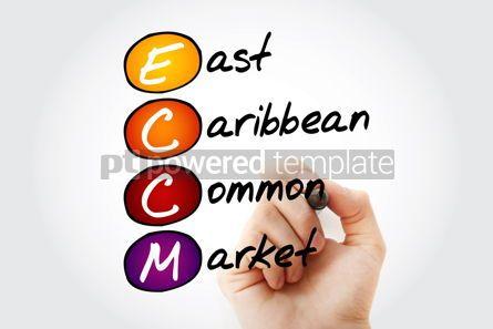 Business: ECCM - East Caribbean Common Market acronym #15096