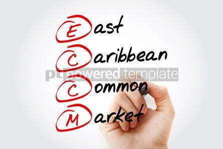 Business: ECCM - East Caribbean Common Market acronym #15097