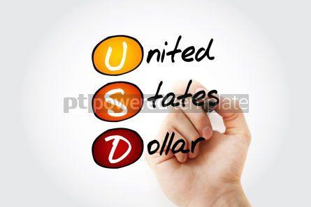 Business: USD - United States Dollar acronym #15229
