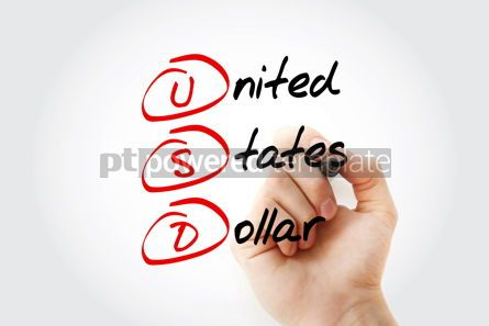 Business: USD - United States Dollar acronym #15230