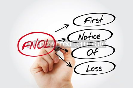 Business: FNOL - First Notice Of Loss acronym #15278