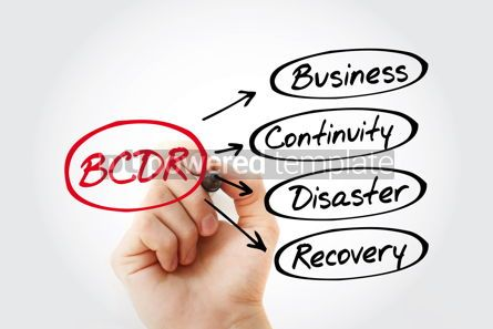 Business: BCDR - Business Continuity Disaster Recovery #15280