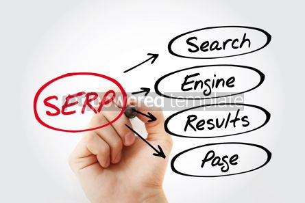 Business: Hand writing SERP - Search Engine Results Page #15287