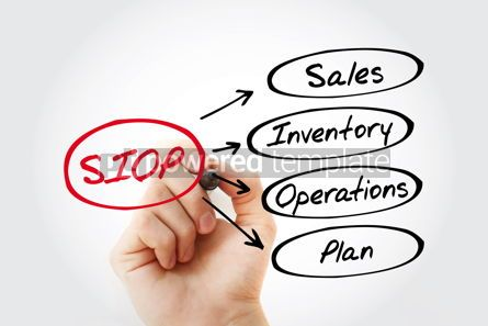 Business: SIOP - Sales Inventory Operations Plan acronym #15289
