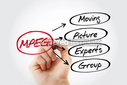 Business: MPEG - Moving Picture Experts Group acronym #15297
