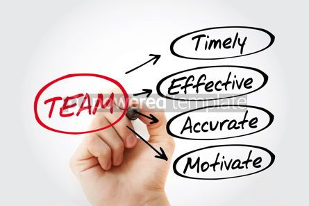 Business: TEAM - Timely Effective Accurate Motivate #15299
