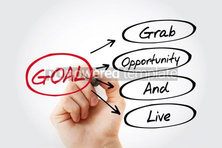 Business: GOAL - Grab Opportunity And Live acronym #15302