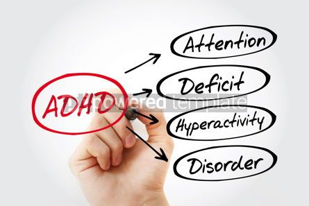 Business: ADHD - Attention Deficit Hyperactivity Disorder #15310