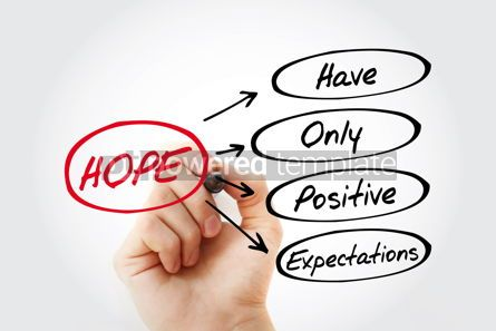 Business: HOPE - Hanging Onto Positive Expectations #15319