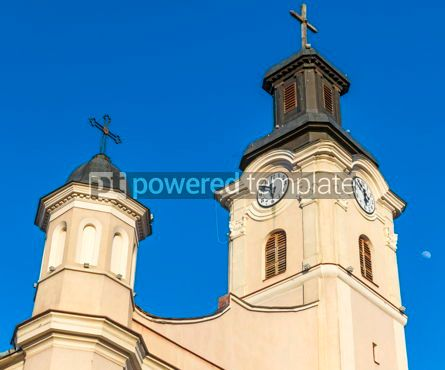 Arts & Entertainment: Roman Catholic Church of St George in Uzhhorod Ukraine #15328