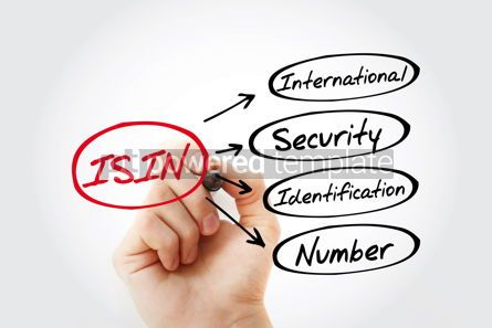 Business: ISIN - International Security Identification Number #15442