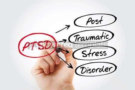 Education: PTSD - Posttraumatic Stress Disorder acronym #15453