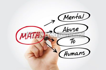 Education: MATH - Mental Abuse To Humans acronym #15456