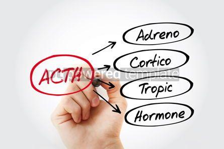 Education: ACTH - Adrenocorticotropic hormone acronym #15457