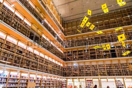 Architecture : New building of National Library of Greece in Athens #15504