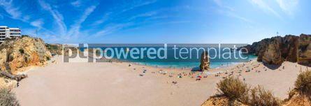 Nature: Praia Dona Ana beach in Lagos Algarve Portugal #15551